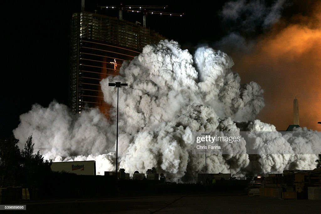 Casino implodes in antique casino slot machines