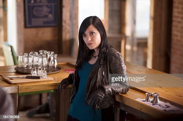 HAVEN 'The New Girl' Episode 405 Pictured Kate Kelton as Jordan McKee