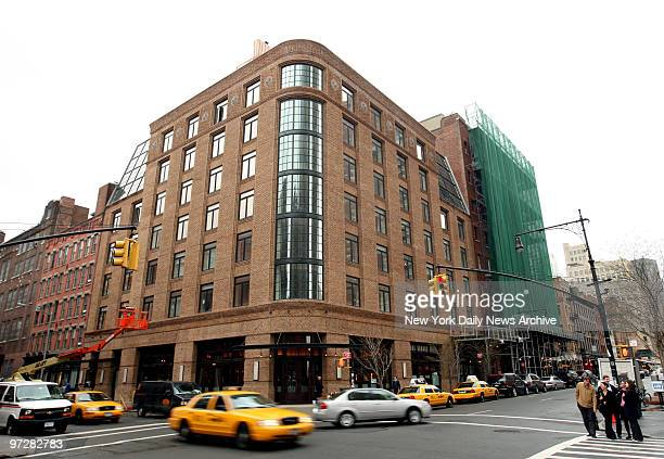 The new Greenwich Hotel in Tribeca owned by Robert De Niro