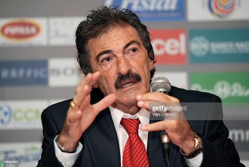 Ricardo antonio la volpe getty images for Ricardo costa