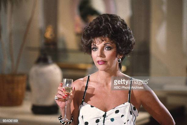 DYNASTY 'The New Lady in Town' 5/2/84 Joan Collins
