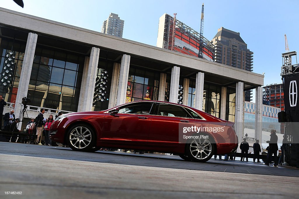 Manhattan ford lincoln mercury ny for Lincoln motor company news