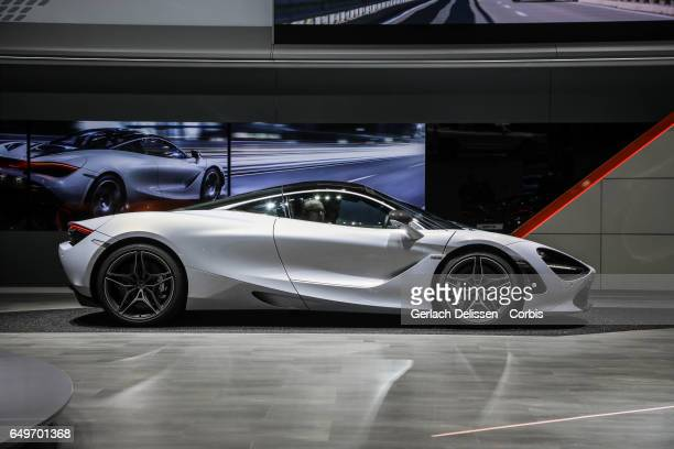 Mclaren Automotive Stock Photos And Pictures Getty Images