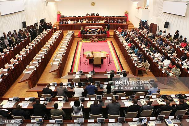 The new Mozambican assembly takes office in Maputo on January 12 2015 following the last October's elections without any deputies from the main...