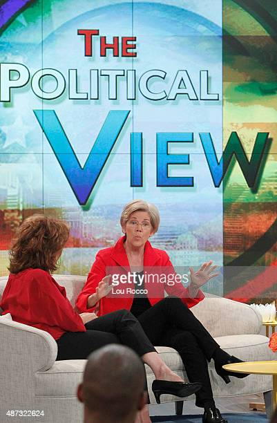 THE VIEW The new season of ABC's 'The View' premiered today Tuesday September 8 2015 'The View' airs MondayFriday on the ABC Television Network