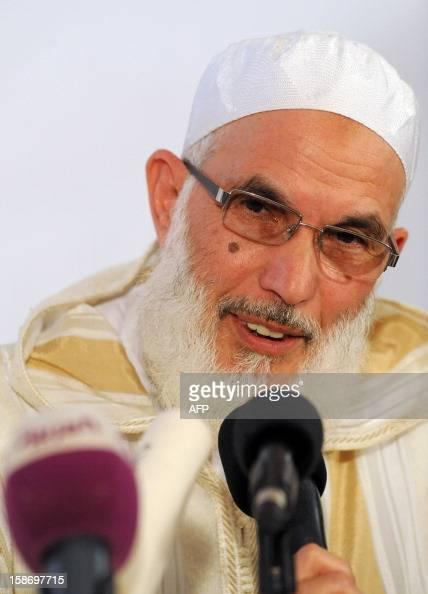 ... Morocco's largest Islamist group AlAdl walIhsan <b>Mohammed Abbadi</b> speaks ... - the-new-secretarygeneral-of-moroccos-largest-islamist-group-aladl-picture-id158697715?s=594x594