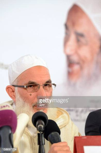 ... Morocco's largest Islamist group AlAdl walIhsan <b>Mohammed Abbadi</b> speaks ... - the-new-secretarygeneral-of-moroccos-largest-islamist-group-aladl-picture-id158697724?s=594x594