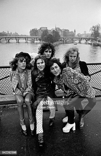 The New York Dolls in Paris