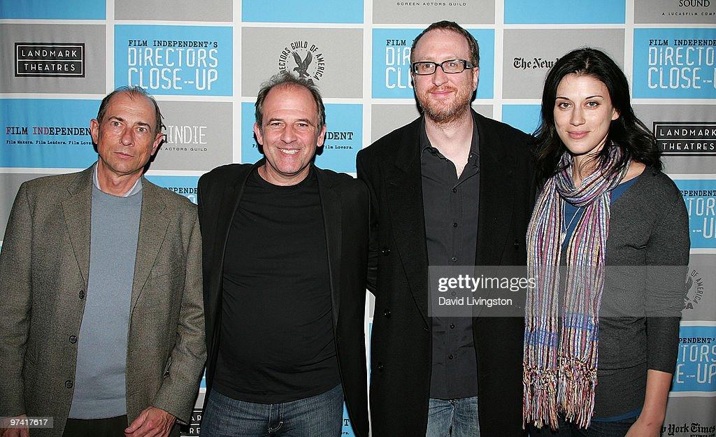 Film Independent's Director's Close Up: Spirit Awards Roundtable