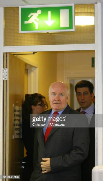 The newly appointed Home Secretary John Reid meets the team hunting down foreign criminals who were released from prison without being considered for...