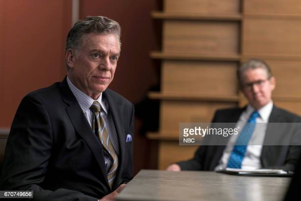UNIT 'The Newsroom' Episode 1817 Pictured Christopher McDonald as Harold Coyle