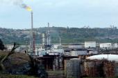 The Nico Lopez refinery operated by the Cuban staterun oil company Cubapetroleo stands in Havana Cuba on Thursday March 21 2013 Venezuela sends Cuba...