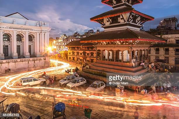 The night of Kathmandu