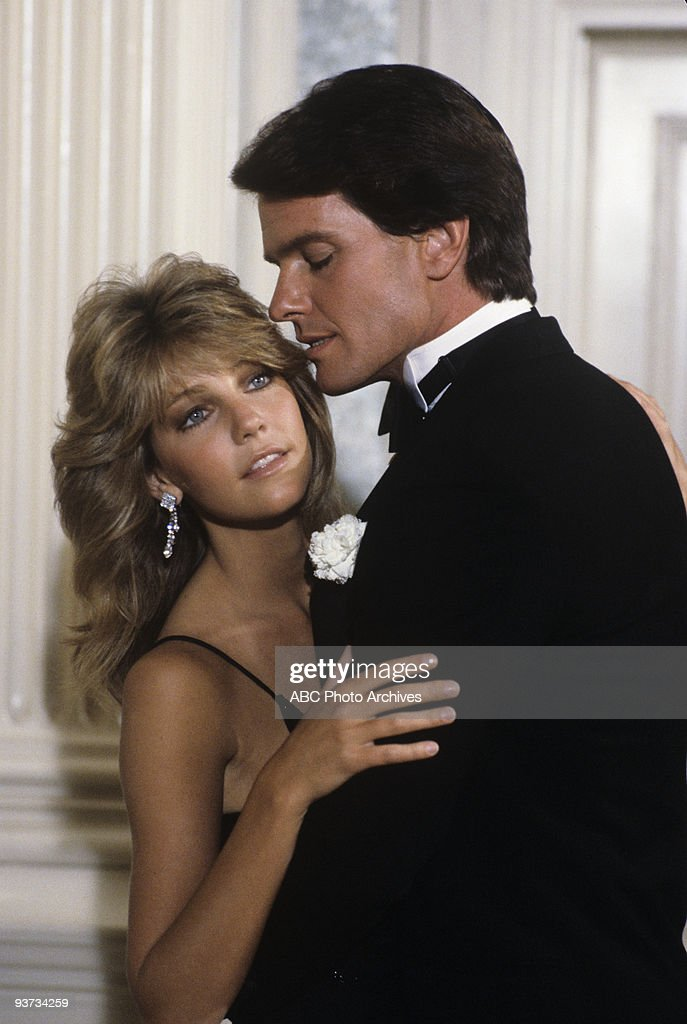 DYNASTY - 'The Nightmare' 5/9/84 <a gi-track='captionPersonalityLinkClicked' href=/galleries/search?phrase=Heather+Locklear&family=editorial&specificpeople=204224 ng-click='$event.stopPropagation()'>Heather Locklear</a>, Gordon Thomson