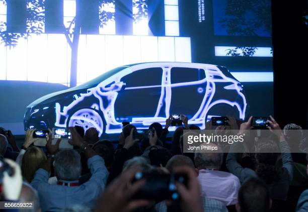 The Nissan LEAF 2ZERO is unveiled in Europe today running entirely on electricity and featuring cuttingedge technology and increased automation at...