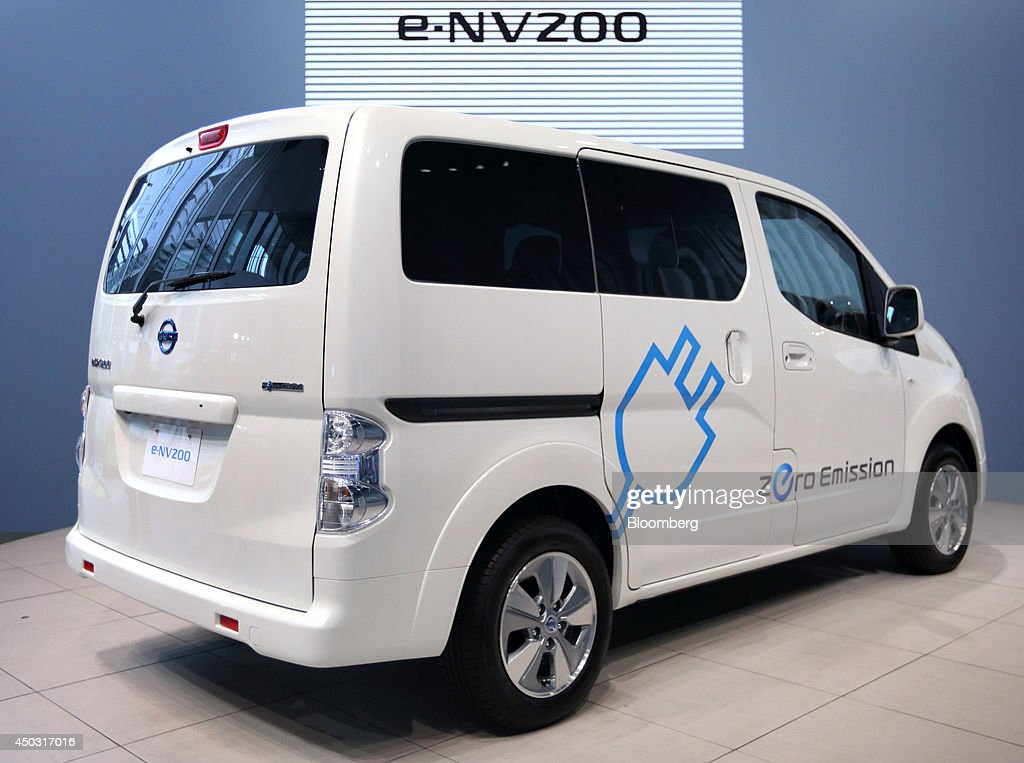 Nissan Launches The E Nv200 Electric Light Commercial