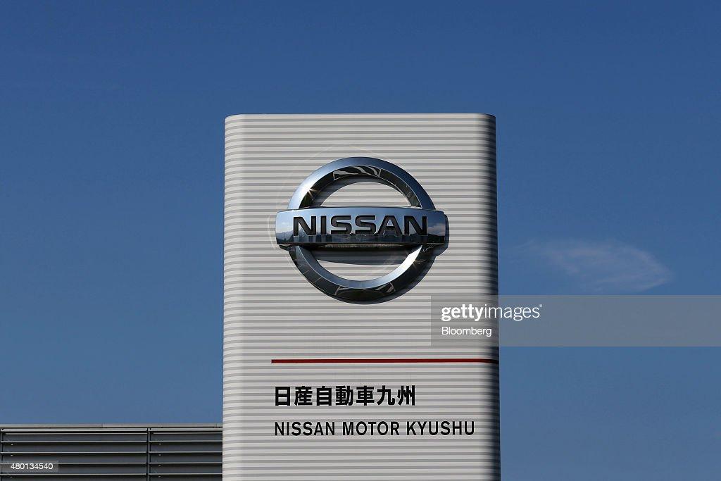 Production Inside Nissan Motor Co 39 S Kyushu Plant Getty