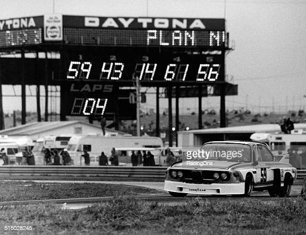 The No 59 Brumos Racing BMW 35 CSL was codriven to victory in the 1976 Rolex 24 At Daytona by Peter Gregg Brian Redman and John Fitzpatrick The team...