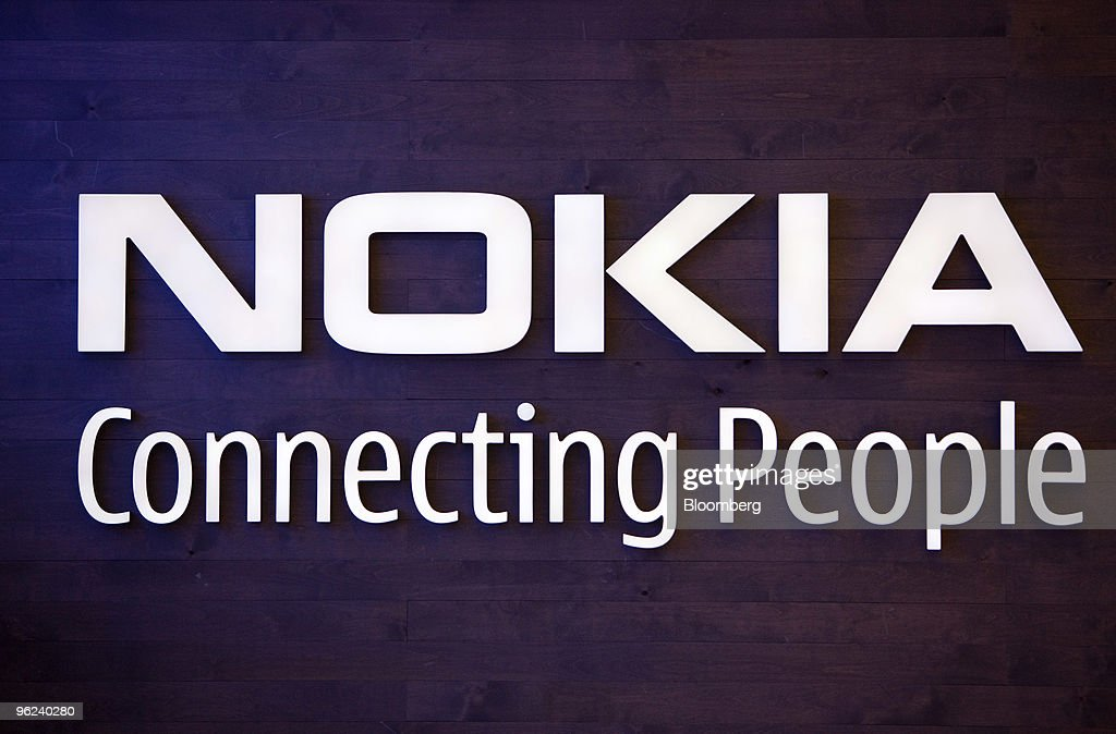 Nokia Announce 4Q Earnings At News Conference