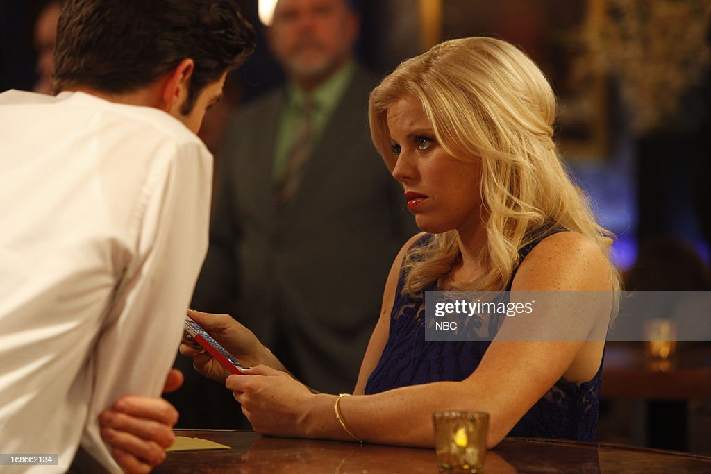SMASH -- 'The Nominations' Episode 216 -- Pictured: <a gi-track='captionPersonalityLinkClicked' href=/galleries/search?phrase=Megan+Hilty&family=editorial&specificpeople=602492 ng-click='$event.stopPropagation()'>Megan Hilty</a> as Ivy Lynn --