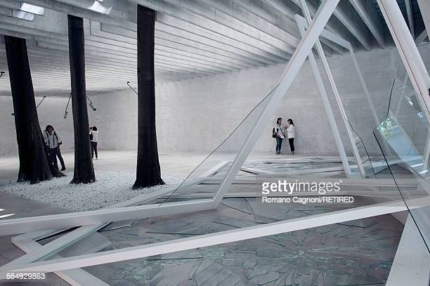 The Nordic Pavillion at the Venice Biennale May 2015