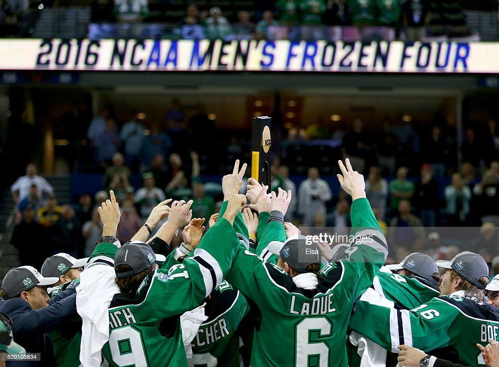 North Dakota Fighting Hawks mens ice hockey