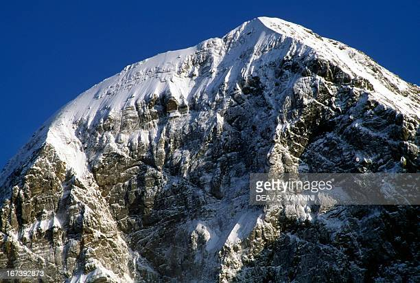 The north face of The Eiger Grindelwald Canton of Berne Switzerland