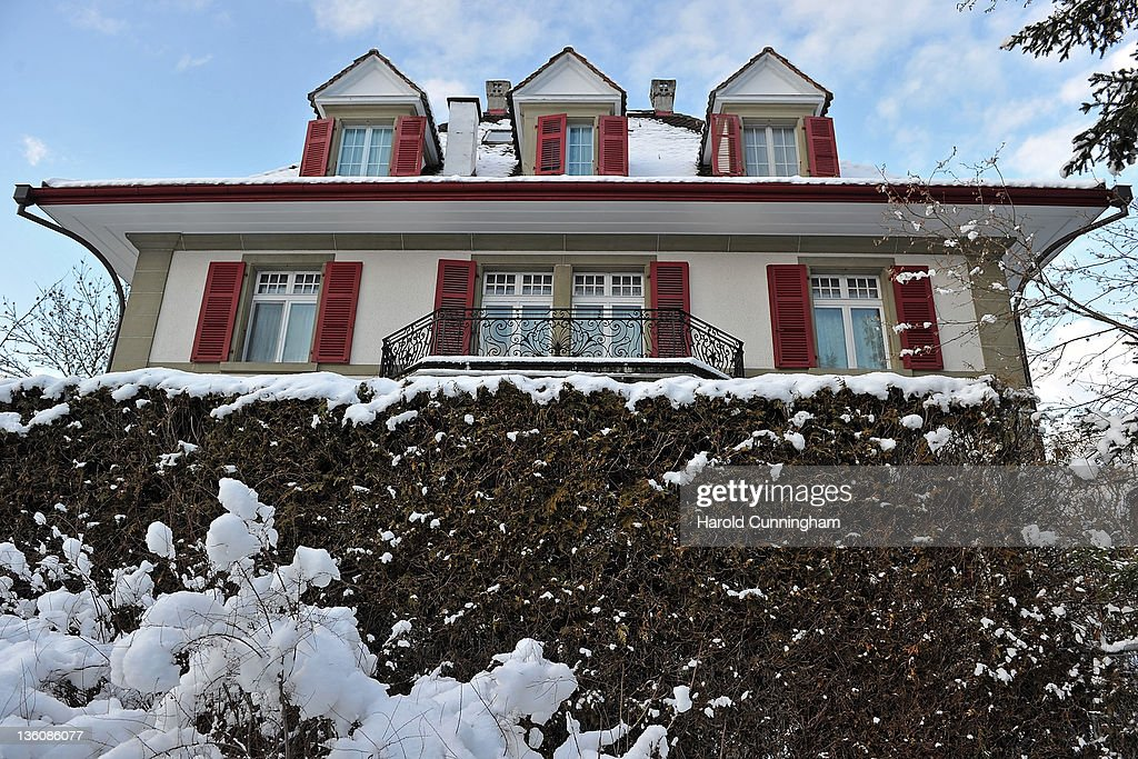 The North Korean embassy is seen on December 19, 2011 in Muri Bei Berne, Berne, Switzerland. Following the death of North Korean leader Kim Jong-il of a heart attack on December 17, 2011 at the age of 69, his third son Kim Jong-Un is expected to succeed his father. Kim Jong-Un is believed to have studied at the International School of Berne, under a pseudonym, which provides education for 280 students of diplomatic, academic and business families of over 40 nationalities.