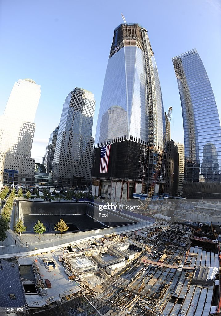 New york city commemorates 10th anniversary of 9 11 terror for Pool trade show new york