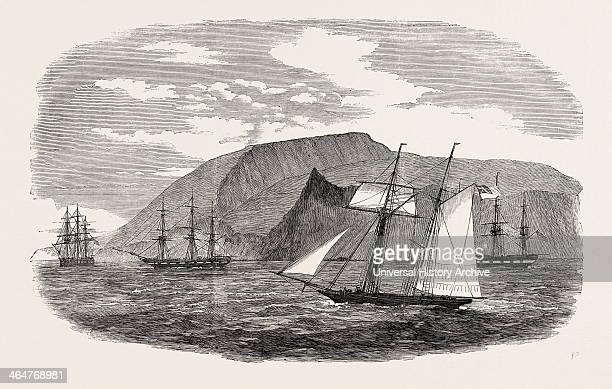 The Northernmost Chincha Island 1850