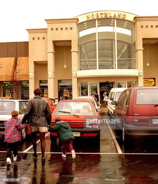 The Northland shopping centre 29 May 1997 The AGE Picture by JOHN WOUDSTRA