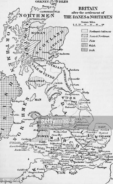 The Northmen in England' 1902 From Social England edited by HD Traill DCL and J S Mann MA [Cassell and Company Limited London Paris New York...