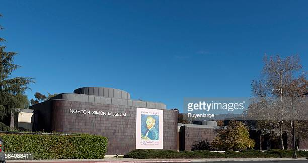 The Norton Simon Museum a private art museum in Pasadena California