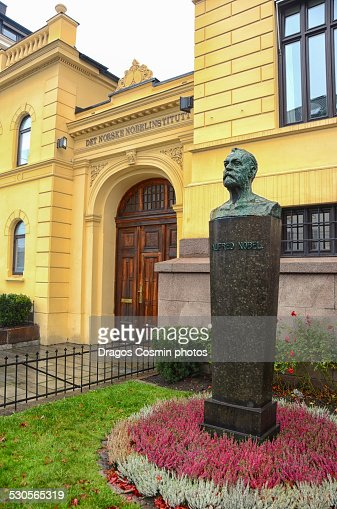 The Norwegian Nobel Institute,Oslo