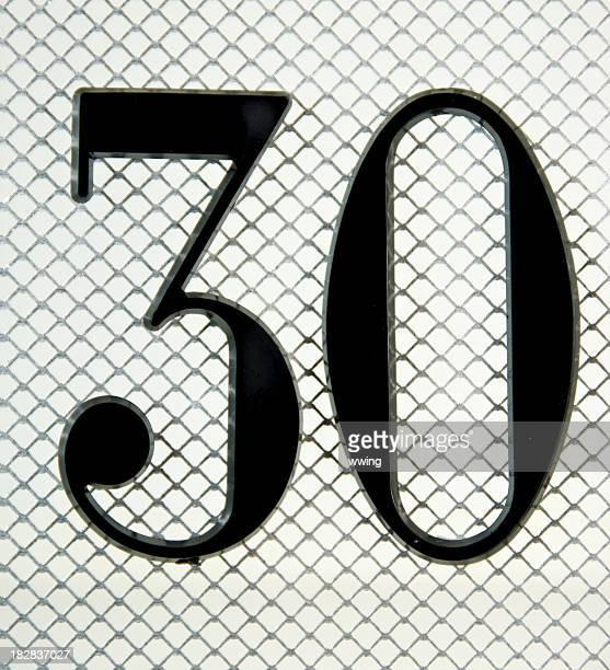 Le numéro 30 en Mesh