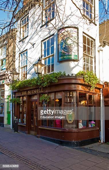 The Nutshell Bury St Edmunds Suffolk England UK England's smallest pub