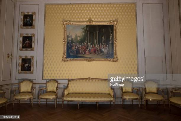 The Nymphenburg Palace is Baroque style located in the city of Munich Germany The palace was commissioned by the couple composed by Ferdinand Maria...