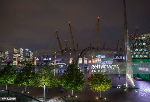 The O2 lights up to announce that Boy Better Know the London based Grime collective will be taking over the entire of The O2 on August 27th 2017 in...