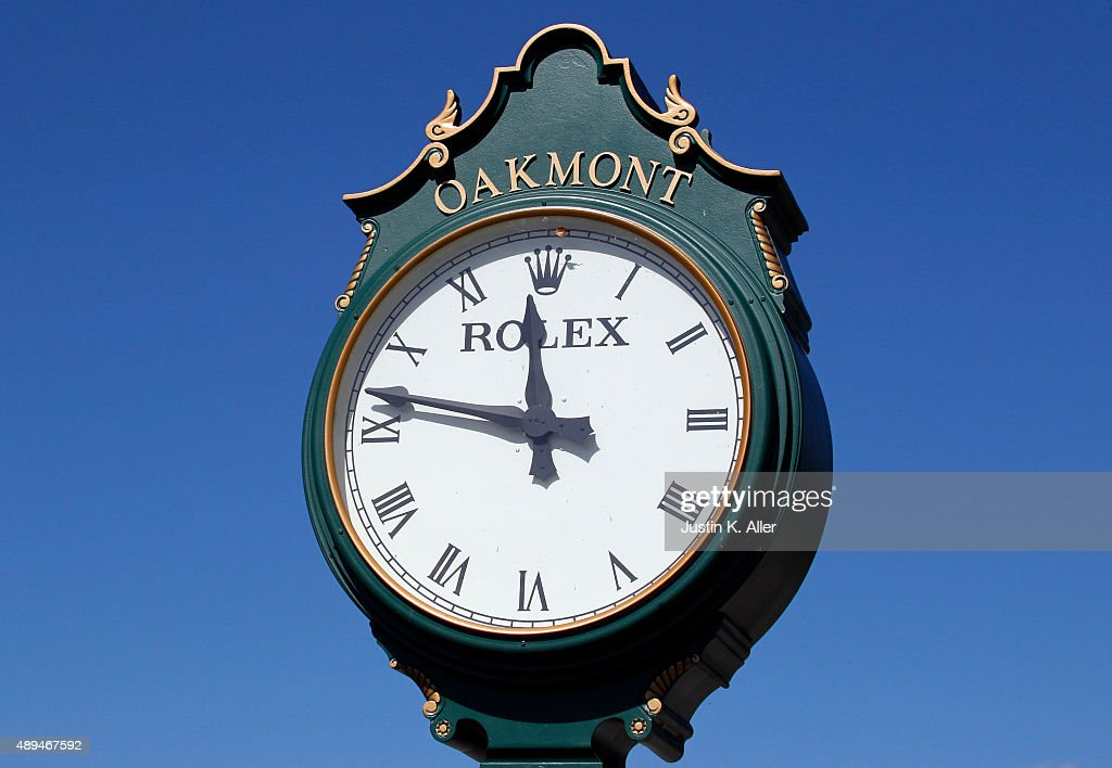 Open media day getty images for The oakmont