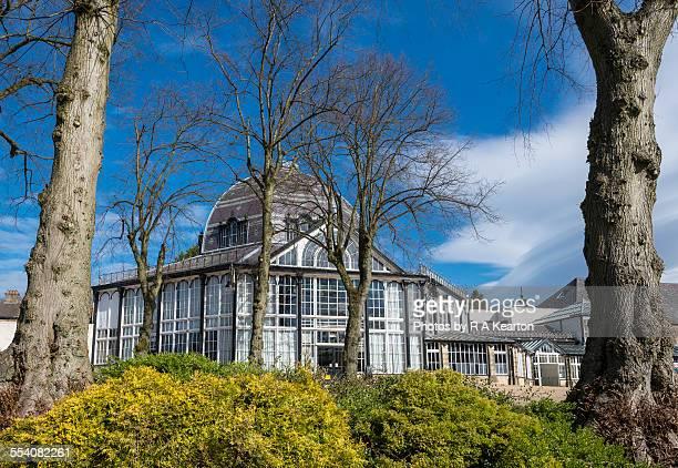 The Octagon, Pavilion gardens, Buxton
