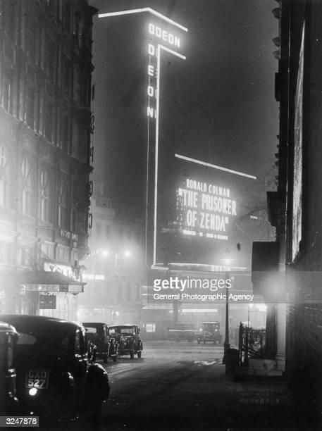Odeon Leicester Platz ...