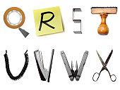 The Office Alphabet