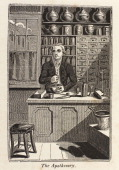The office of Apothecary is to attend on sick persons and to prepare and to give them medicines either on his own judgment or according to the...