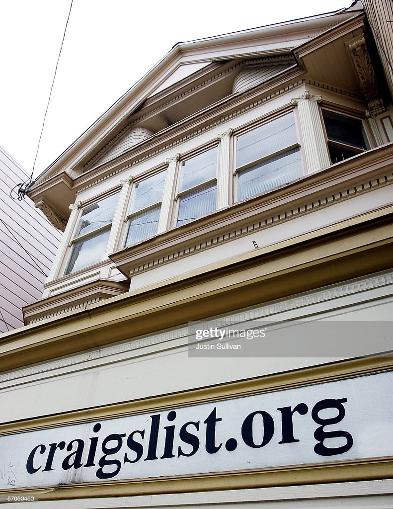 The office of online site Craigslist is seen March 10, 2006 in San Francisco, California. Craigslist.org is being sued in a federal lawsuit for violating fair housing laws by publishing discriminatory classified ads.