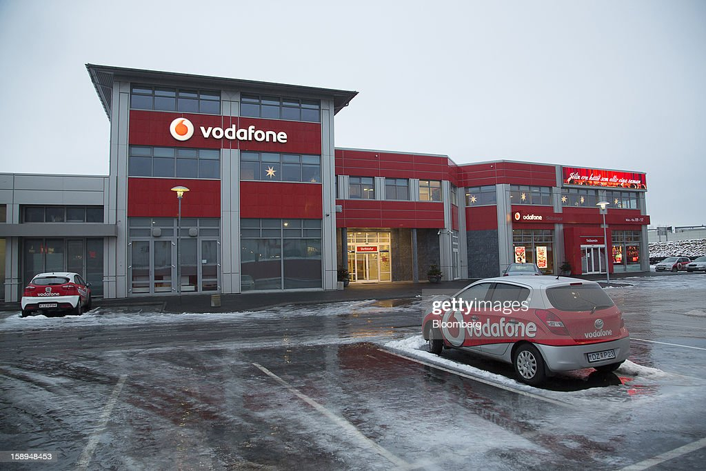 The offices of Vodafone Iceland Fjarskipti hf stand in Reykjavik, Iceland, on Wednesday, Jan. 2, 2013. Creditors of Iceland's three biggest failed banks are fighting for a waiver to krona controls imposed in 2008 amid risks pay-outs will be delayed beyond 2015. Photographer: Arnaldur Halldorsson/Bloomberg via Getty Images
