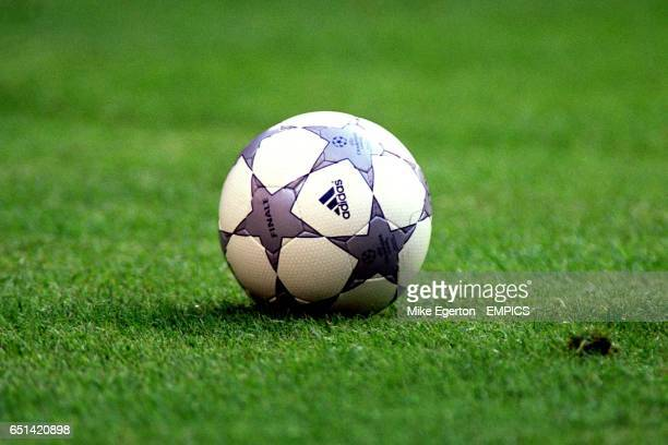 The official Adidas Champions League matchball