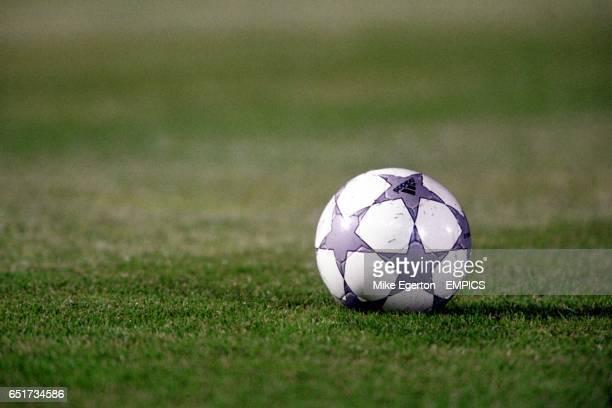 The official Adidas matchball