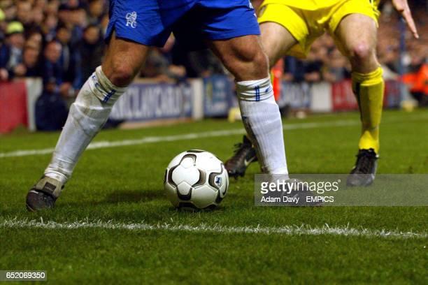 The official FA Barclaycard Premiership matchball