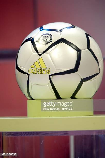 The official matchball for the FIFA World Cup 2006