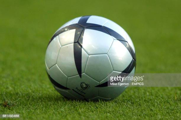 The official matchball for the UEFA European Championship
